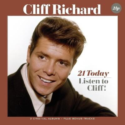 Cliff Richard - 21 Today / Listen To Cliff! (Edice 2018) – Vinyl