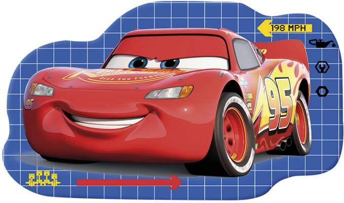 Cars / Polštářek - Polštářek Cars Blesk McQueen