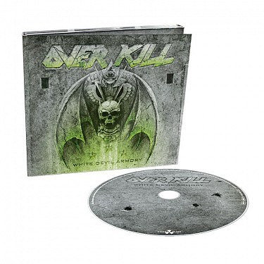 Overkill - White Devil Armory/Digipack