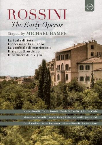 Gioacchino Rossini - EuroArts - Rossini: The Early Operas (5DVD, 2018)