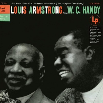 Louis Armstrong - Plays W.C Handy180GR.Vinyl