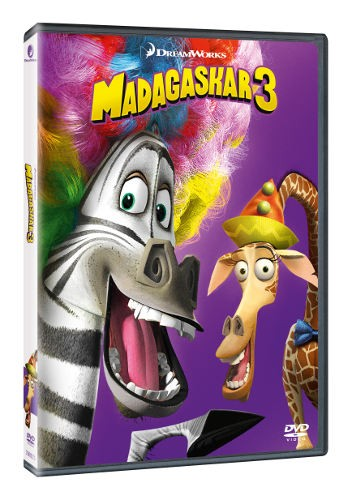 Film/Animovaný - Madagaskar 3