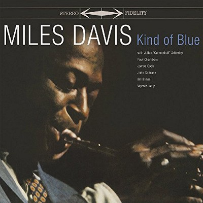 Miles Davis - Kind Of Blue (Limited Coloured Edition 2018) - Vinyl