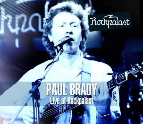 Paul Brady - Live At Rockpalast 1983 (CD+DVD, 2015)