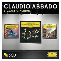 Claudio Abbado - 3 Classic Albums