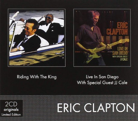 Eric Clapton - Riding With The King & Live In San Diego (Limited Edition 2018)