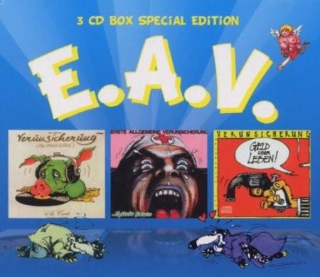 E.A.V. (Erste Allgemeine Verunsicherung) - 3 CD Box Special Edition