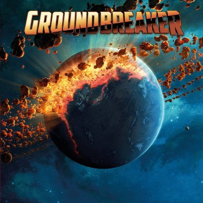 Groundbreaker - Groundbreaker (2018) - Vinyl