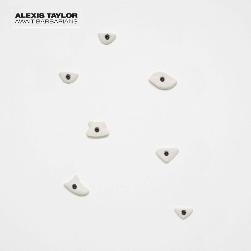 Taylor Alexis - Await Barbarians/Vinyl