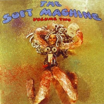 Soft Machine - Volume Two (Remastered 2009)