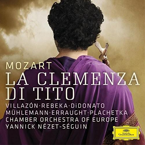 Wolfgang Amadeus Mozart - Velkorysost Titova (2018)