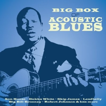 Various Artists - Big Box Of Acoustic Blues (2013)