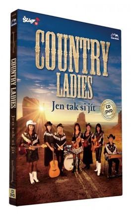 Country Ladies - Jen tak si jít/CD+DVD