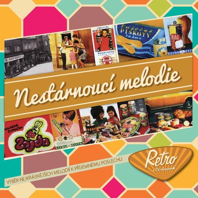 Various Artists - Retro-Nestárnouci melodie