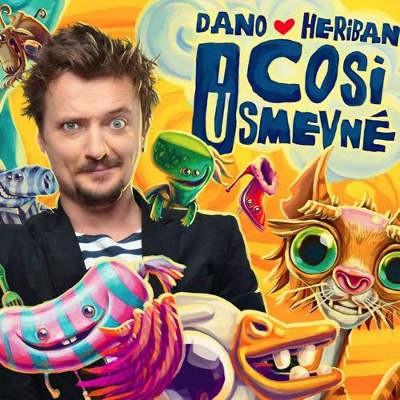 Dano Heriban - Čosi Úsmevné (2018)