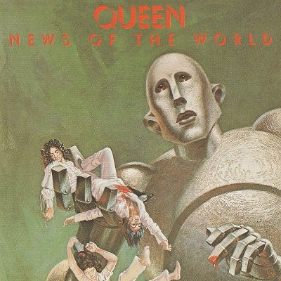 Queen - News Of The World (Remastered 2011)
