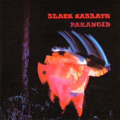 Black Sabbath - Paranoid (Edice 2015) - Vinyl