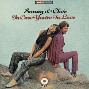 Sonny & Cher - In Case You're In Love /JAPAN