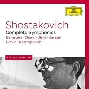 Dmitrij Dmitrijevič Šostakovič - Complete Symphonies