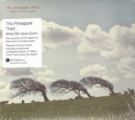 Pineapple Thief - What We Have Sown (Digipack, Reedice 2018)