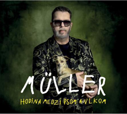 Richard Müller - Hodina medzi psom a vlkom (2020)
