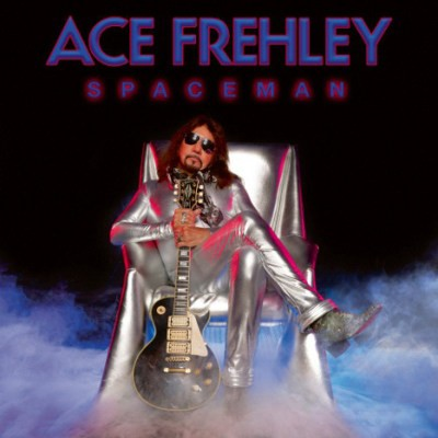 Ace Frehley - Spaceman (LP+CD, 2018)