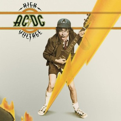 AC/DC - High Voltage - 180 gr. Vinyl LTD