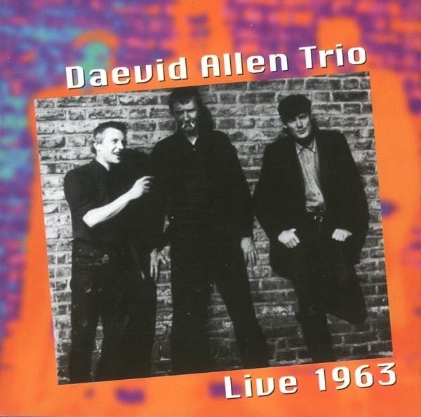 Daevid Allen Trio - Live 1963