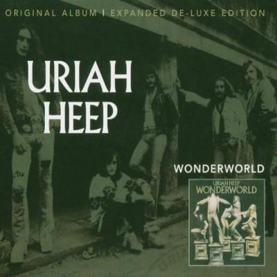 Uriah Heep - Wonderworld (Expanded Edition)