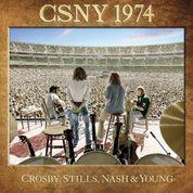 Crosby, Stills, Nash & Young - CSNY 1974/Remaster 2014