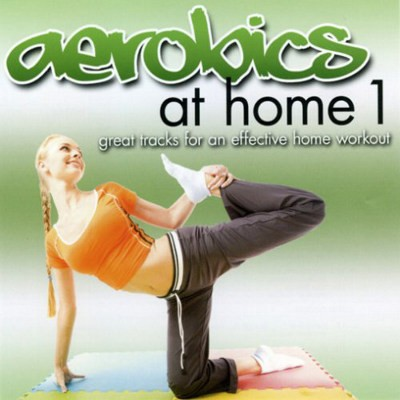 Various Artists - Aerobics At Home 1: Green Edition (Edice 2018)
