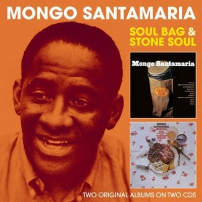 Mongo Santamaria - Stone Bag / Stone Soul (2CD, 2013)