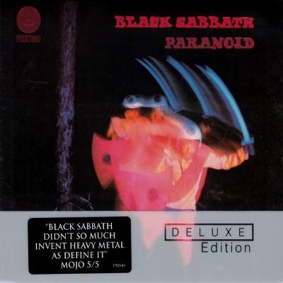 Black Sabbath - Paranoid (2CD + DVD)