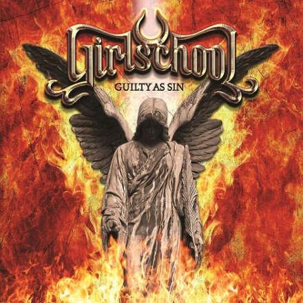Girlschool - Guilty As Sin/Vinyl