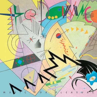 Damned - Music For Pleasure (Edice 2015)