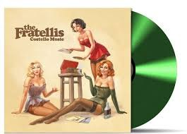 Fratellis - Costello Music/Green vinyl