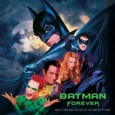 Soundtrack - Batman Forever / Batman Navždy (OST, Edice 2018) - Vinyl