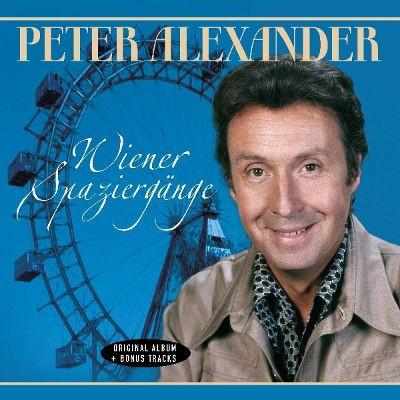 Peter Alexander - Wiener Spaziergange (Edice 2018) - Vinyl