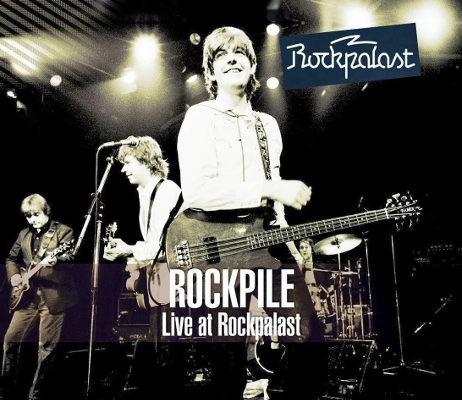 Rockpile - Live At Rockpalast 1980 (2LP + DVD)