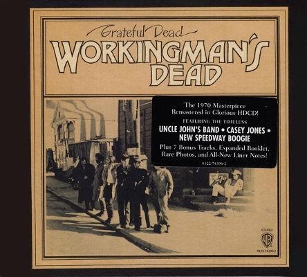 Grateful Dead - Workingman's Dead (Edice 2003)