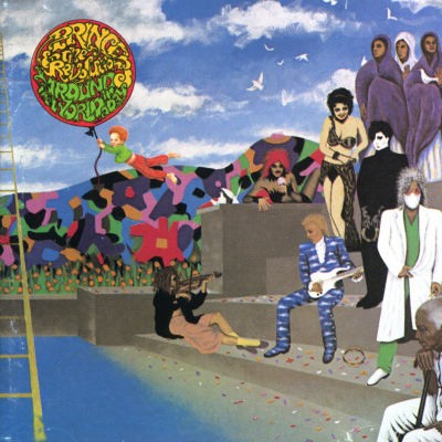 Prince And The Revolution - Around The World In A Day (1985)