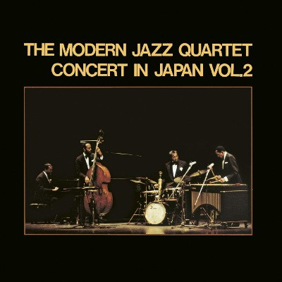 Modern Jazz Quartet - Concert in Japan Vol.2