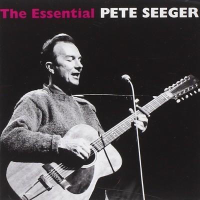Pete Seeger - Essential Pete Seeger (2CD, 2010)
