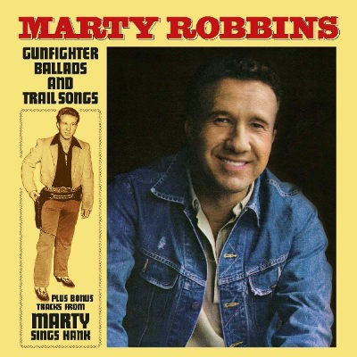 Marty Robbins - Gunfighter Ballads And Trail Songs (Edice 2018) - Vinyl