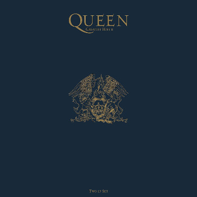 Queen - Greatest Hits II (Edice 2016) - Vinyl