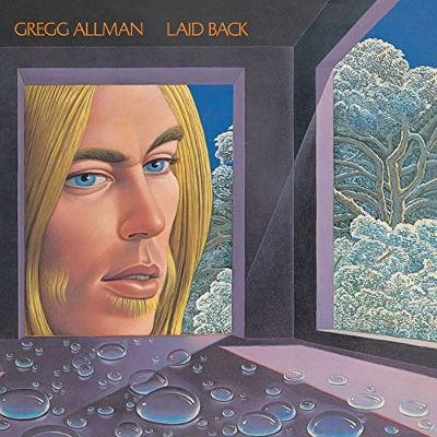Gregg Allman - Laid Back (Japan, SHM-CD 2016)