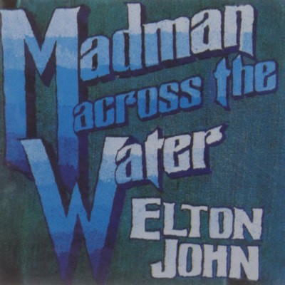 Elton John - Madman Across The Water (Reedice 2018) - Vinyl