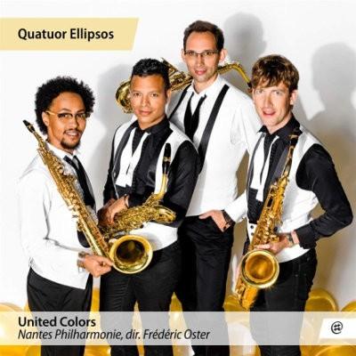 Quatuor Ellipsos - United Colors (2018)
