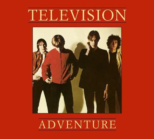 Television - Adventure - 180 gr. Vinyl