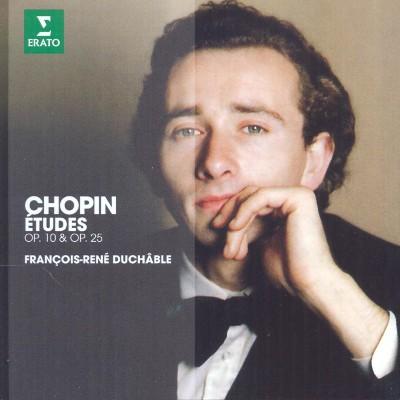 Fracois-René Duchable - Chopin: Etudes Op.10 & Op.25